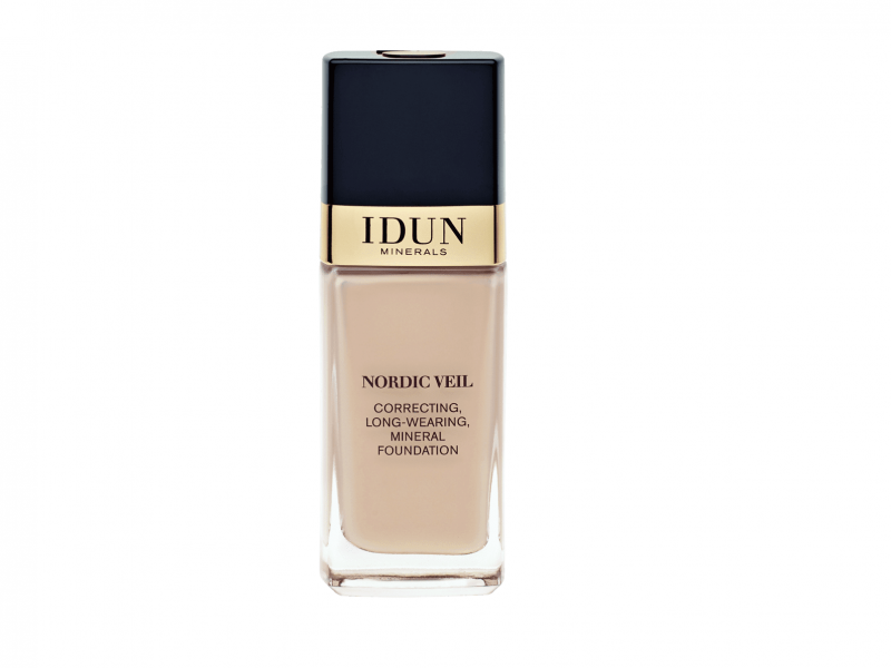IDUN Liquid foundation Nordic Veil Disa 26 ml