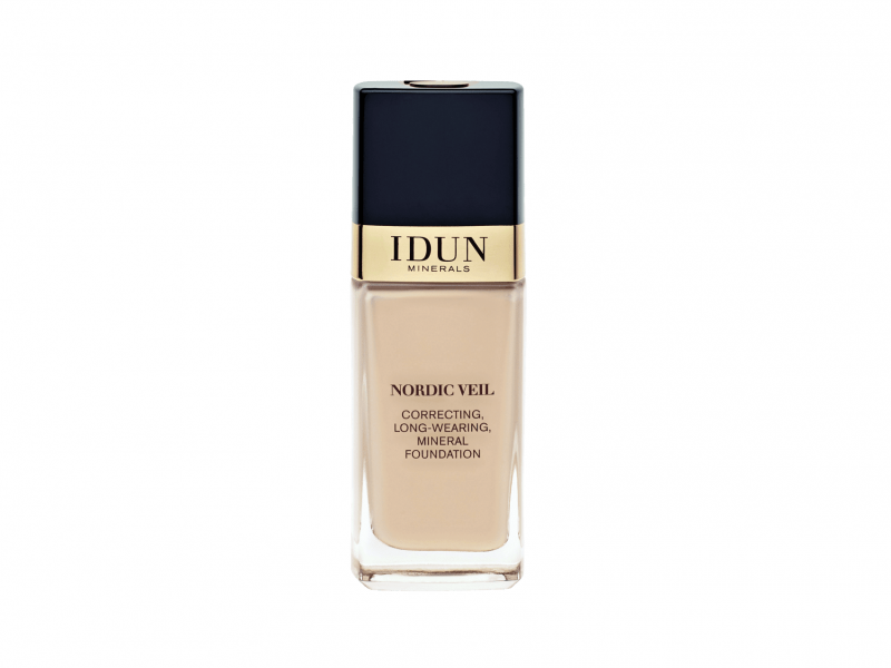 IDUN Liquid foundation Nordic Veil Siri 26 ml