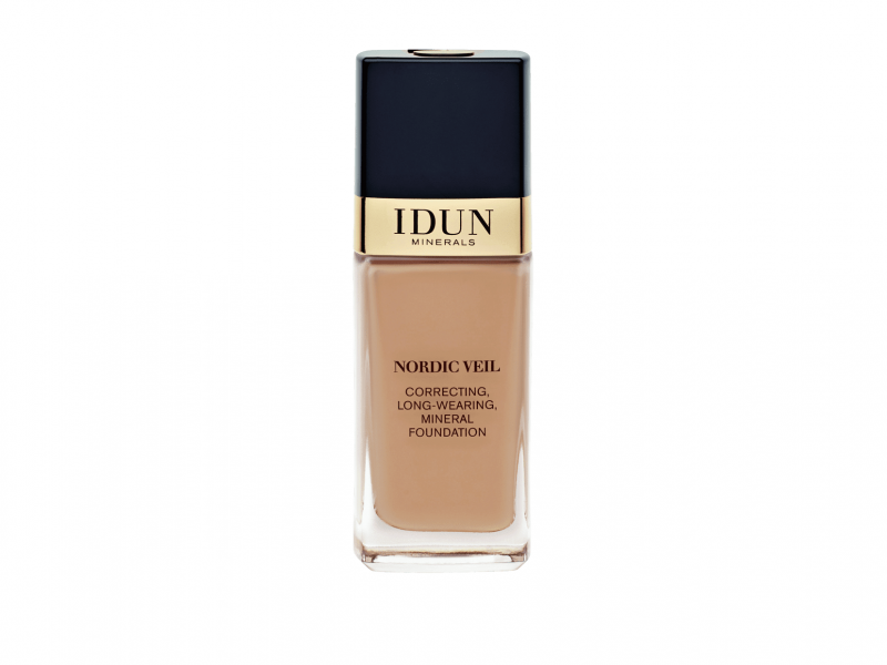 IDUN Liquid foundation Nordic Veil Embla 26 ml