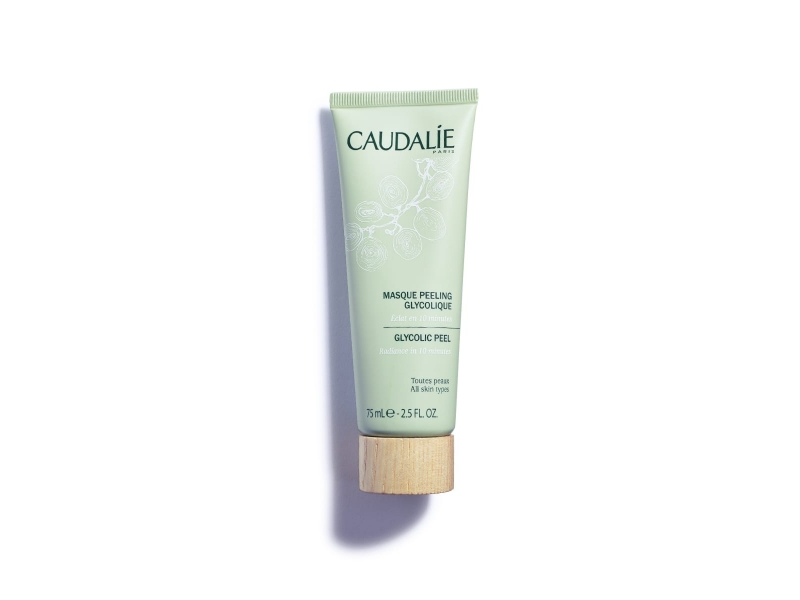 CAUDALIE DEMAQUILL Masque Peeling Glycolique 75 ml