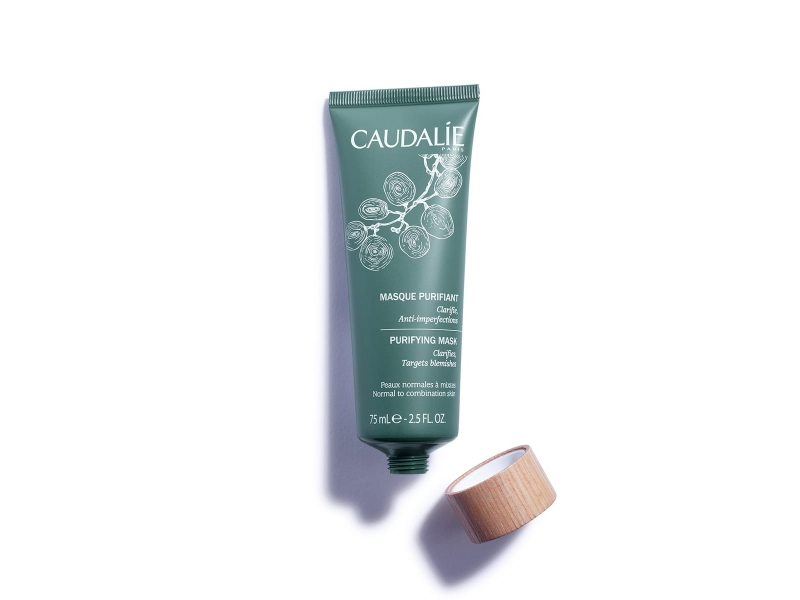 CAUDALIE DEMAQUILL Masque Purifiant 75 ml