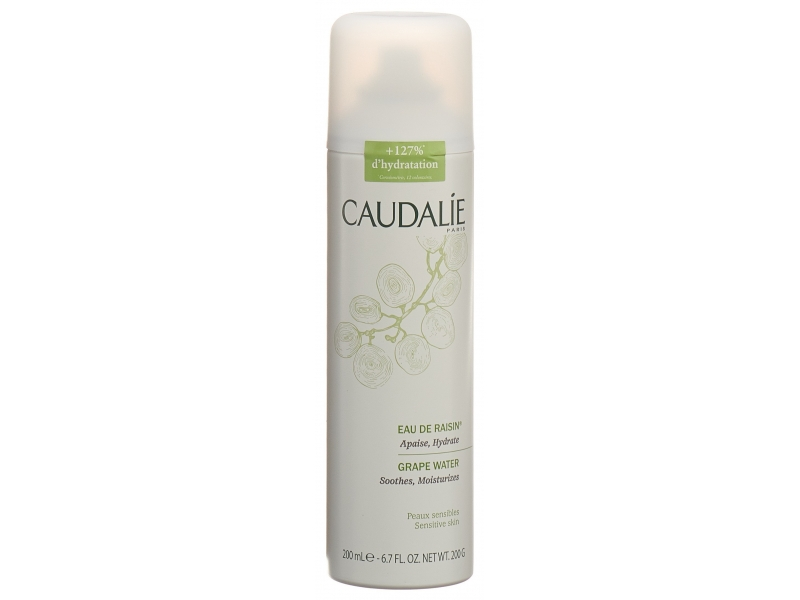 CAUDALIE DEMAQUILL Eau de Raisin 200 ml