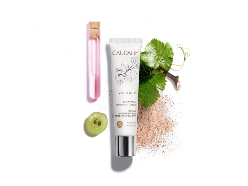 CAUDALIE VINOPERFECT Fluide Teinte Pp Fps20 Medium